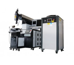 Four-Axis Linkag Laser Welding Machine
